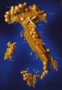 Italia in pasta! Italian Side, Italian Pasta, Italian Girls, Vintage Italian Posters, Italian Lifestyle, Italy Map, Italy Food, Creative Advertising, Vintage Advertisements