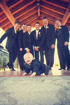 Such a cutie! Photo by Danielle #minnesotaweddingphotographers