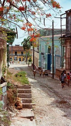 Trinidad, Cuba (by NorfolkGirl) I believe is the third oldest city. Been there, about an hour or so away from my home town, UNESCO