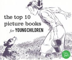 The top 10 picture books for young children