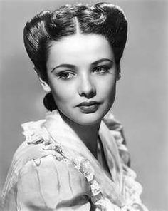 "Gene Tierney Loved her in ""The Ghost and Mrs Muir"""