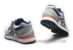 the best attitude bde63 bad7c Reebok GL6000 Womens Classic Running Grey White Orange Top Deals JXb3X  Tenis, Zapatos Puma,