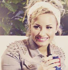 Demi Lovato. I just Love her :)