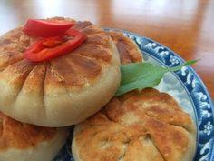 How to make Taiwanese Beef Mince Pies (Shen Bin) 牛肉餡餅 | Taiwan Duck