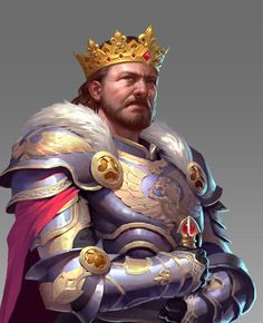 ArtStation - King, Jia Cai