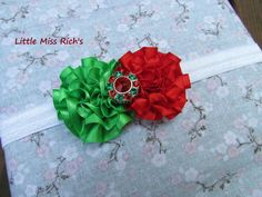 Little Miss Claus by LittleMissRichs on Etsy, $8.00