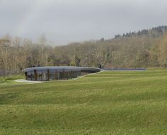 Headlands. Distant view. Contemporary Architecture. Hawkes. NPPF 55.