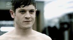Iwan Rheon. He's just THAT guy who looks good doing everything, you know what I mean?