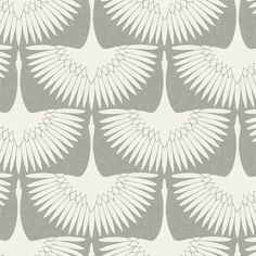 Shop Genevieve Gorder Removable Wallpaper designer collection for Tempaper now. Brass Belly scales, Feather Flock bird design and Hojas Cubanas palm print are among the customer favorites. Shop her entire collection here. Vinyl Wallpaper, Flock Wallpaper, Self Adhesive Wallpaper, Wallpaper Roll, Peel And Stick Wallpaper, Bathroom Wallpaper, Swan Wallpaper, Feather Wallpaper, Wallpaper Designs