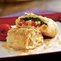 Gruyère Chicken en Croûte - The Pampered Chef®