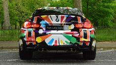 Jeff Koons Art, 2010 Bmw M3, Bmw M4, Le Mans, Car, Automobile, Cars