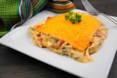 Paula Deen's Mexican Chicken Casserole
