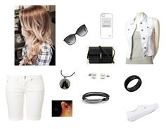 """""""Rosalyn"""" by eclipse188 ❤ liked on Polyvore featuring Tommy Hilfiger, Vans, David Yurman, JewelGlo, Gucci, River Island and Bulgari"""