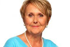 La mairesse d'Hawkesbury, Jeanne Charlebois, qui a toute mon admiration pour sa croisade pour la réduction des dépenses de sa municipalité.