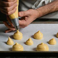 Dominique Ansel's Pâte à Choux