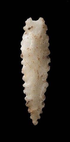 Arrow-head. Nubian, Meroitic Period, 270 B.C.- A.D. 320