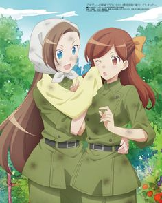 All Anime, Manga Anime, Anime Art, Anime Girls, Mary Hunt, Yuri, Popular Manga, Manga News, Anime Best Friends