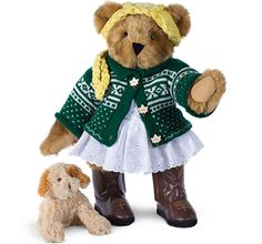 American Made Personalized Teddy Bears, Birthday Gifts, Get Well Gift Ideas | Vermont Teddy Bear Company