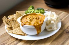 Vegan American Cheese and Rotel Dip