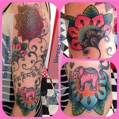 https://www.facebook.com/VorssaInk, http://tattoosbykata.blogspot.fi, #tattoo #tatuointi #katapuupponen #vorssaink #forssa #finland #traditionaltattoo #suomi #oldschool #mandala #flower