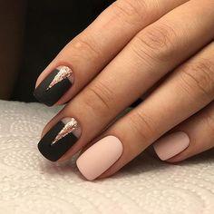 Decoración de uñas especiales para ocasiones elegantes . Uñas decoradas y diseños de uñas elegantes en rojo, negro, blanco y muchos colores temporada 2017 #unaselegantes