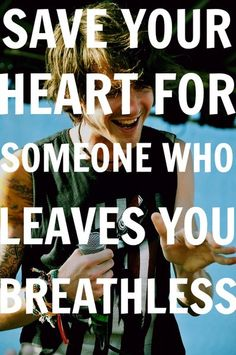 save your heart. mayday parade.