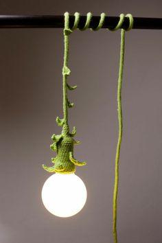 Lampen selber machen - 25 inspirierende Bastelideen                                                                                                                                                                                 Mehr