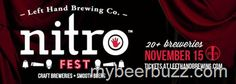 mybeerbuzz.com - Bringing Good Beers & Good People Together...: Left Hand Nitro Fest 11/15 - The First Exclusively...