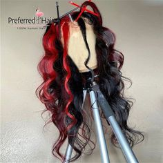 Colored Weave Hairstyles, Wig Hairstyles, Birthday Hairstyles, Colored Wigs, Natural Hair Styles, Long Hair Styles, Wig Styles, Human Hair Lace Wigs, Lace Hair