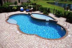 Small Backyard With Small Pool