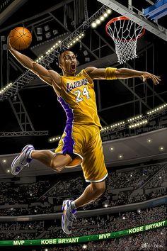 Kobe Bryant - Los Angeles Lakers Best Laker Ever! 6729c879af7c8