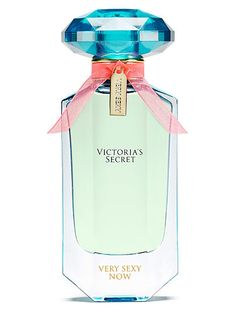 Eau de Parfum Very Sexy Now $55 Fragrance type: Fruity floral Notes: Coconut water, tuberose and cucumber flower 50 ml/1.7 fl. oz.