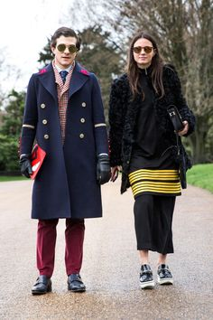 Our Top 15 Street Style Looks From London Fashion Week - Fashionista