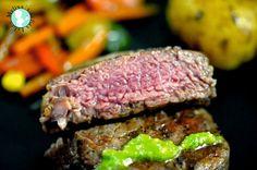 Melina's süßes Leben: Steak zubereiten - Das perfekte Steak (nach Steffen Henssler)