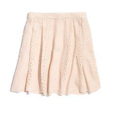 Something Else Laser Star Skirt