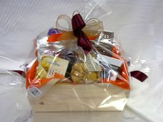 Treat Selection Hamper from Sendabasketsa - Unley. South Australia. www.facebook.com/... Specialties Corporate Gift Baskets, Gourmet Hampers & Boxes, 'Mothers' Day' 'New Baby' 'Anniversary' 'Birthday' 'Happy Easter' 'Merry Christmas', Flower arrangements for all occasions, 'Congratulations' 'Promotion' 'New Job' 'New Home' and more