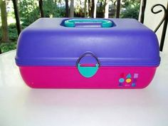 caboodle...who DIDN'T have one lol