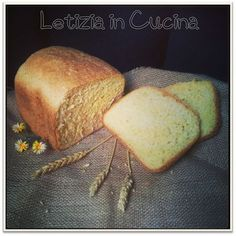 Letizia in Cucina: Pan di Polenta