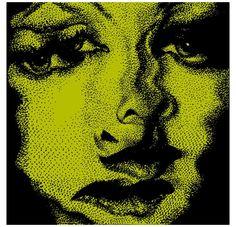 Shira Acrylic Box by Corinne Elyse - 4 X 4 X 3 Shira Acrylic Box by Corinne Elyse - 4 X 4 X 3 Aesthetic Art, Aesthetic Pictures, Rocknroll, Arte Horror, Monochrom, Psychedelic Art, Grafik Design, Mellow Yellow, Wall Collage