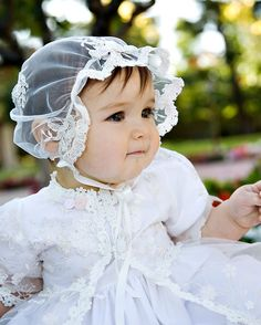 Harry Who? Photography / Scarlett Heirloom Gown by Baby Beau and Belle