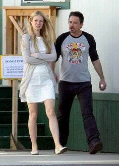 RDJ in a Motley Crue t-shirt, more proof that he is the perfect man!