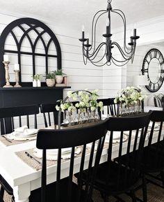 Magnolia dining room