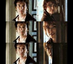 :)) Lizzie&Mr.Darcy so much in love