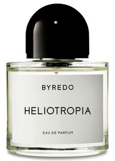 Heliotropia Byredo for women and men - The fragrance features gardenia, heliotrope, jasmine sambac, incense and woody notes.