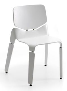 """Robo Chair by Luca Nichetto...reminds me of the white dudes in that """"awful"""" movie...STAR WARS again...... HAHA :-)"""