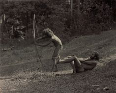 Exploring the past through historical photographs. Part of the SFW Porn Network. Woman Archer, Bow Quiver, Indiana Jones, Archery, Sri Lanka, Travel Photos, The Past, Around The Worlds, Horses