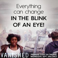 Blink Of An Eye, Cinema, Movies, Movie Theater