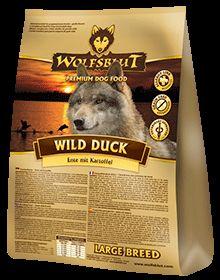 Trockenfutter für große Hunderassen - Wolfsblut Gold Fields Large Breed