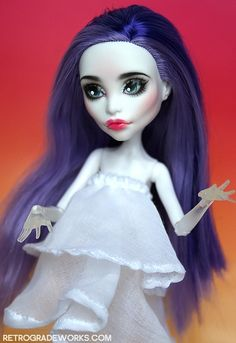Commission - Spectra for Tracie by Retrograde Works, LLC, via Flickr