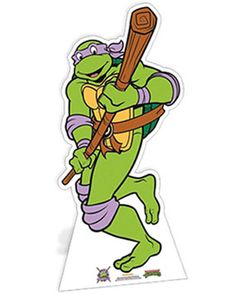 Ninja Turtles Donatello Carboard Cutout - 147cm